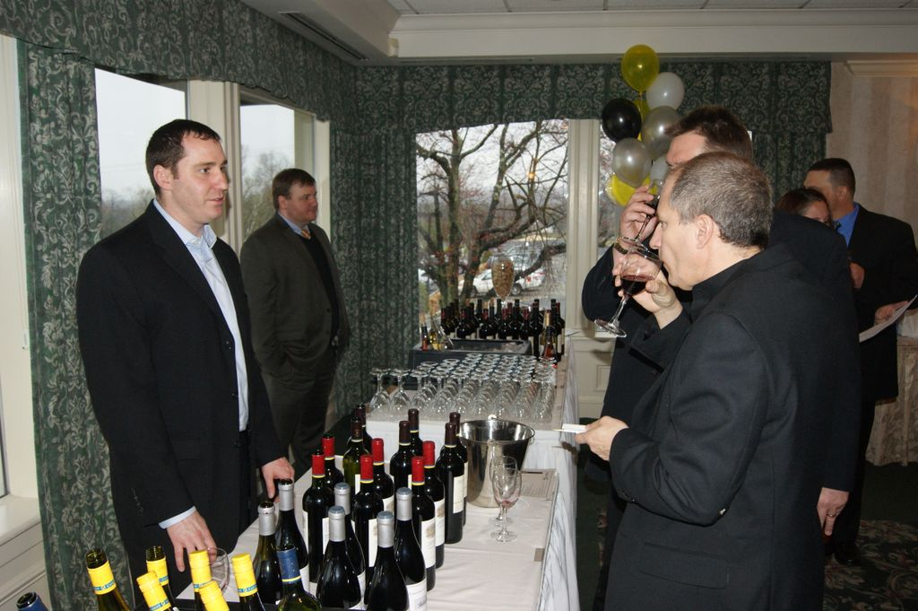 center school NJ Wine Event